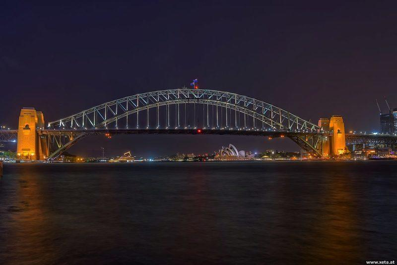 DSO 0358 HDR HDRI Oper Australien New South Wales Sydney Sydney Harbour Sydney Harbour Bridge Sydney Opera House Opernhaus Sydney