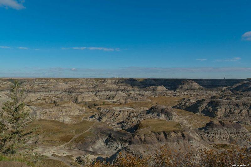 DSC 8978 Kanada Alberta Badlands Dinosaur Trail Horseshoe Canyon