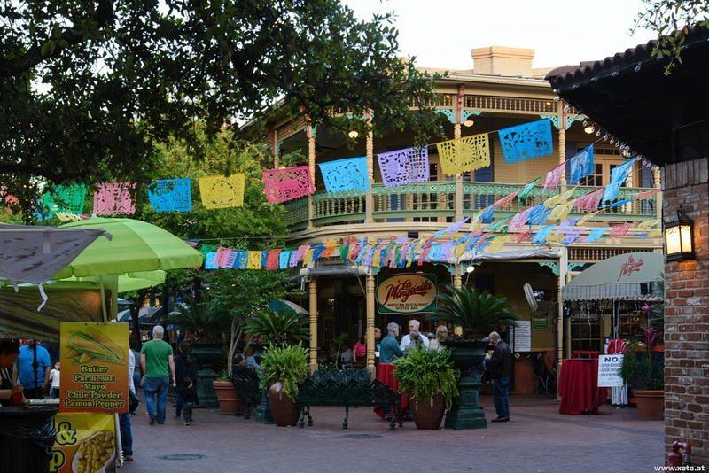DSM 7308 USA Texas San Antonio Historic Market Square