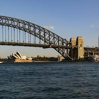 DSO 0276 Australien New South Wales Sydney Sydney Harbour Sydney Harbour Bridge