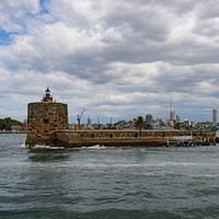 DSO 0554 Australien New South Wales Sydney Sydney Harbour Fort Denison
