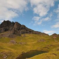 DSF 6072 Schottland Isle of Skye Old Man of Storr