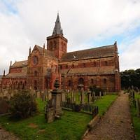 DSF 6922 Schottland Orkney Kirkwall Kirkwall Cathedral
