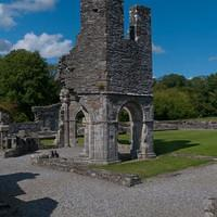 DSH 9832 Irland Melifont Abbey