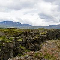 DSM 10105 Iceland Island Golden Circle Pingvellir Thingvellir Thingvellir National Park