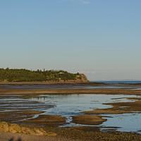 DSK 7256 Kanada Bay of Fundy Eastcoast Nova Scotia Parrsboro Ostkueste