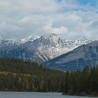DSC 8551 Kanada Alberta Rocky Mountains Jasper Pyramid Lake