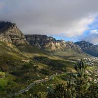 DSN 2510 Afrika Tafelberg Kapstadt Signal Hill Table Mountain Suedafrika