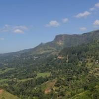 DSM 1057 Ceylon Sri Lanka Central Highlands Hochland
