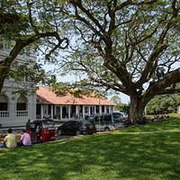 DSM 1859 Ceylon Sri Lanka Dutch Fort Galle Galle Fort Ramparts of Galle