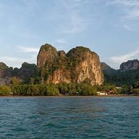 DSO 6196 Strand Indischer Ozean Thailand Andaman Sea Rai Leh Railay Beach Railay East