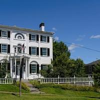 DSK 7030 USA Eastcoast Maine Nickels-Sortwell House Wiscasset Ostkueste