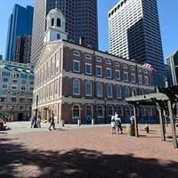 DSK 9825 USA Eastcoast Massachusetts Boston Freedom Trail Faneuil Hall Ostkueste