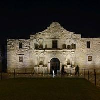 DSM 7316 USA Texas Alamo San Antonio The Alamo