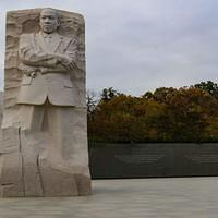 DSN 0704 USA District of Columbia National Mall Martin Luther King Memorial Washington DC