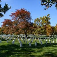 DSN 0778 USA Virginia Nationalfriedhof Arlington Arlington National Cemetery Arlington Cemetery