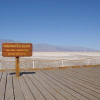 DSH 0102 USA Kalifornien California Death Valley Death Valley National Park Badwater