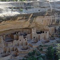DSO 3553 USA Colorado Mesa Verde National Park